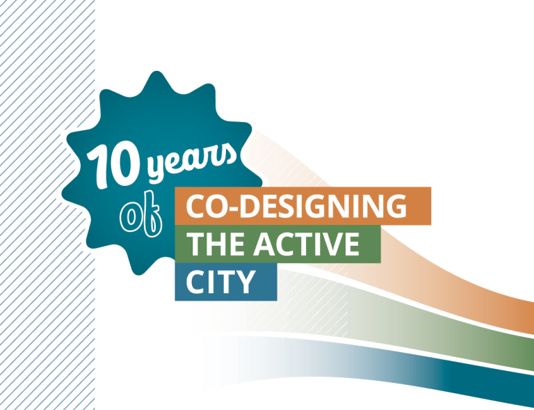 Participatory planning: 10 years of Active Neighbourhoods Canada