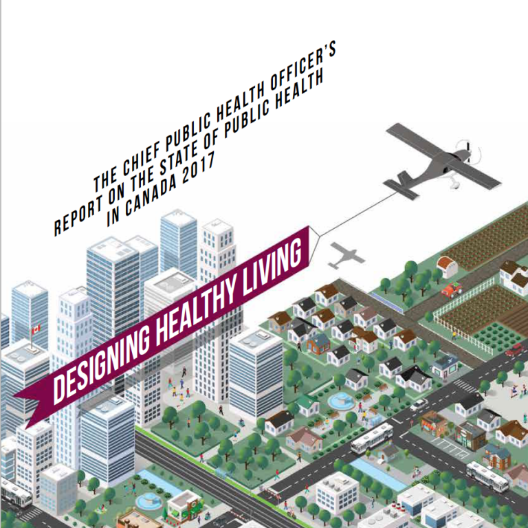 Designing Healthy Living Report